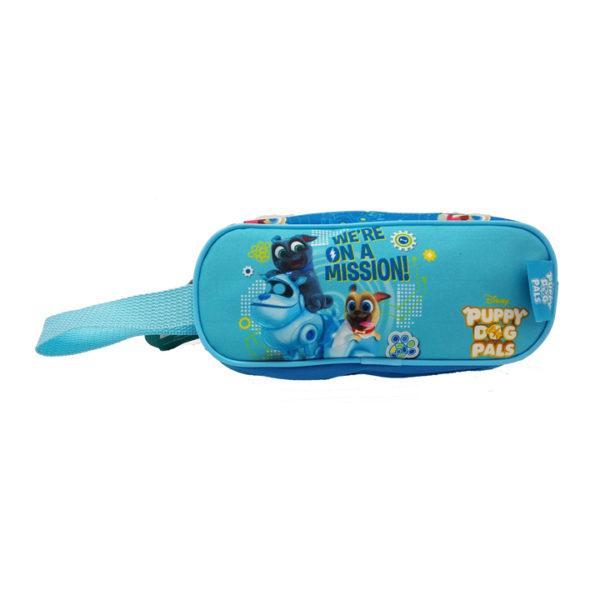 Cartuchera Puppy Dog 22 Cm – Disney