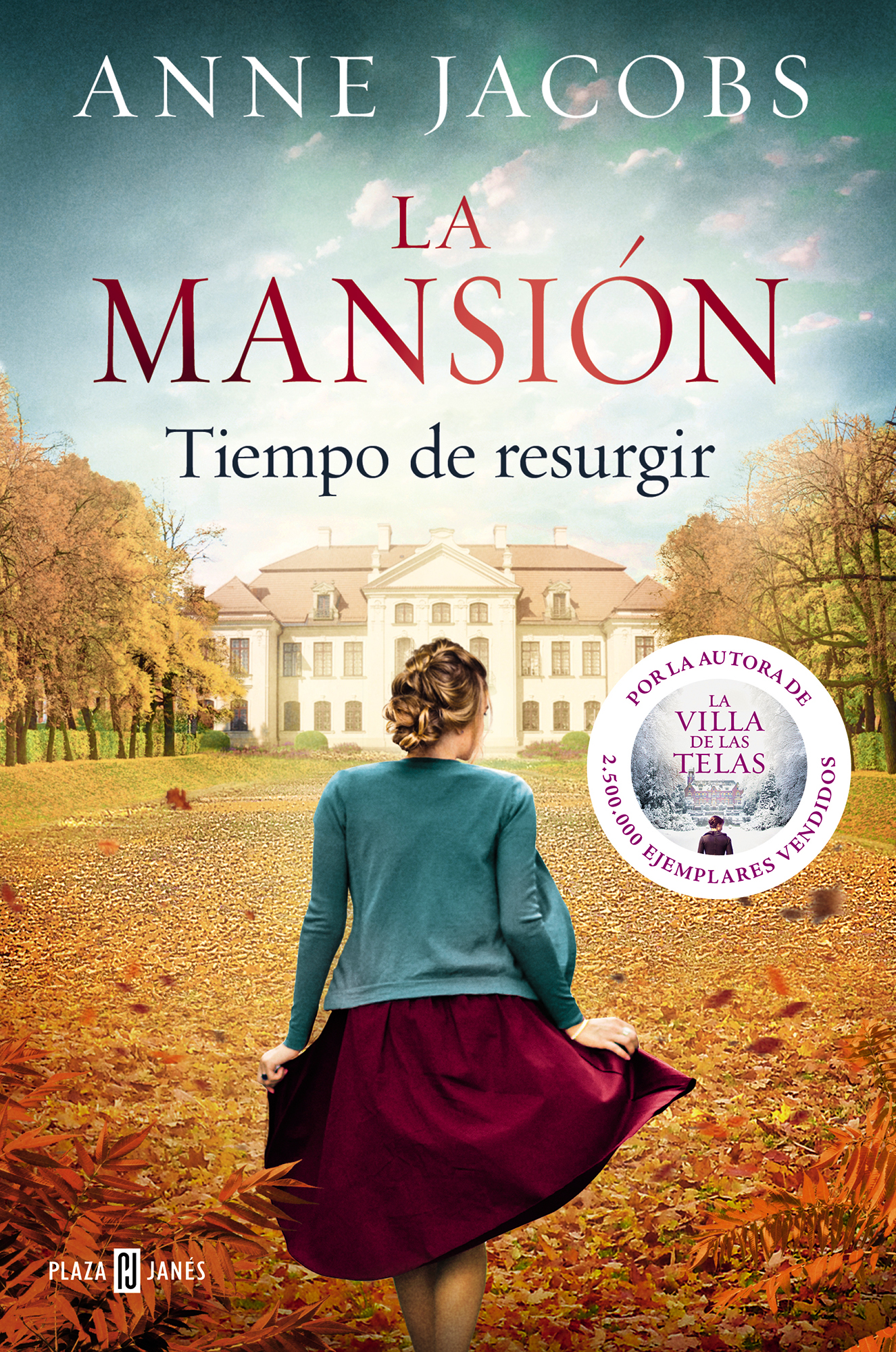 La mansión. Tiempo de resurgir - Anne Jacobs