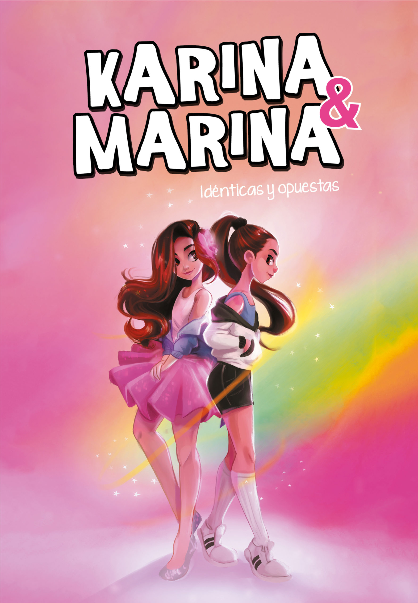 KARINA & MARINA 1. IDENTICAS Y OPUESTAS