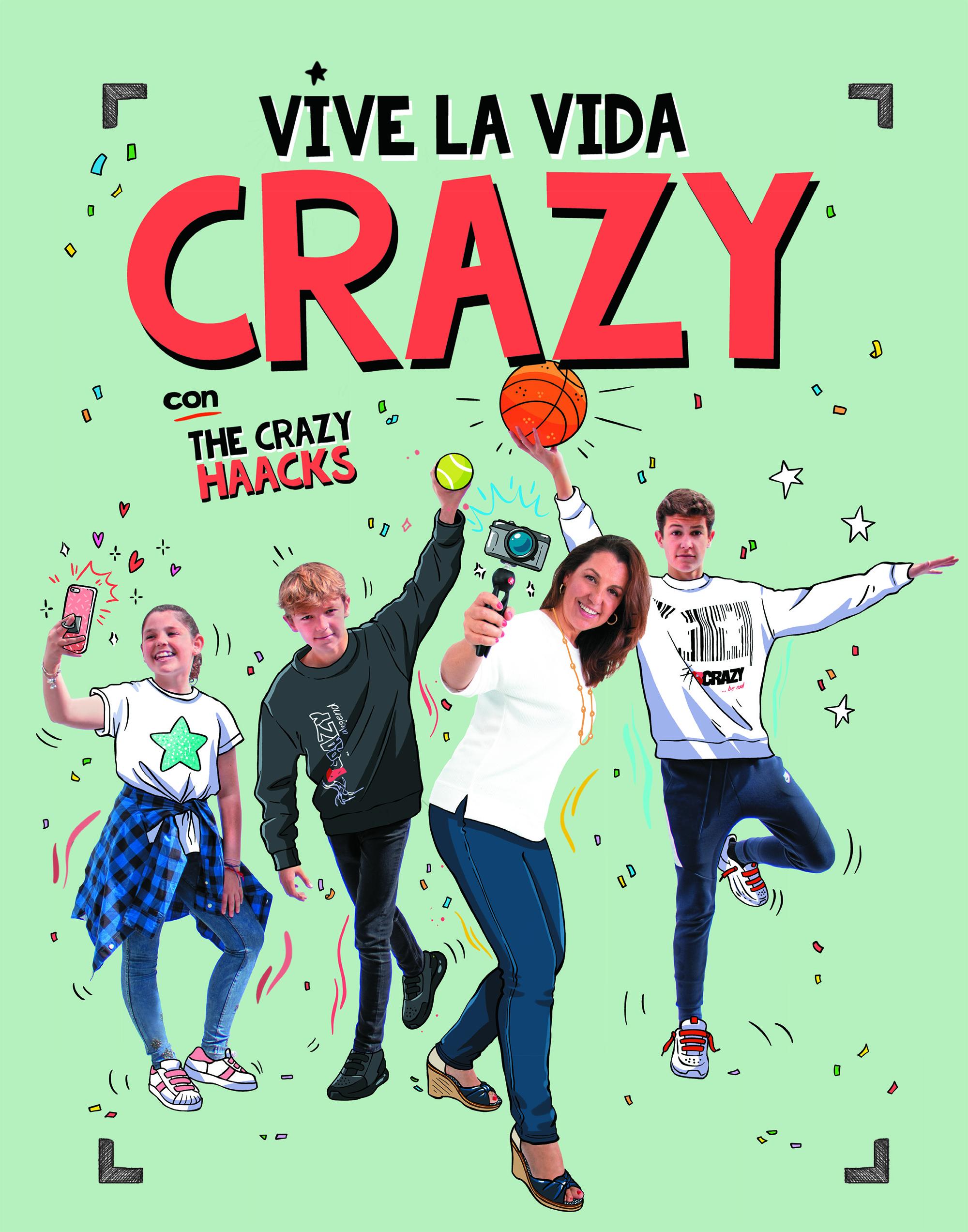 Vive la Vida Crazy - The Crazy Haacks