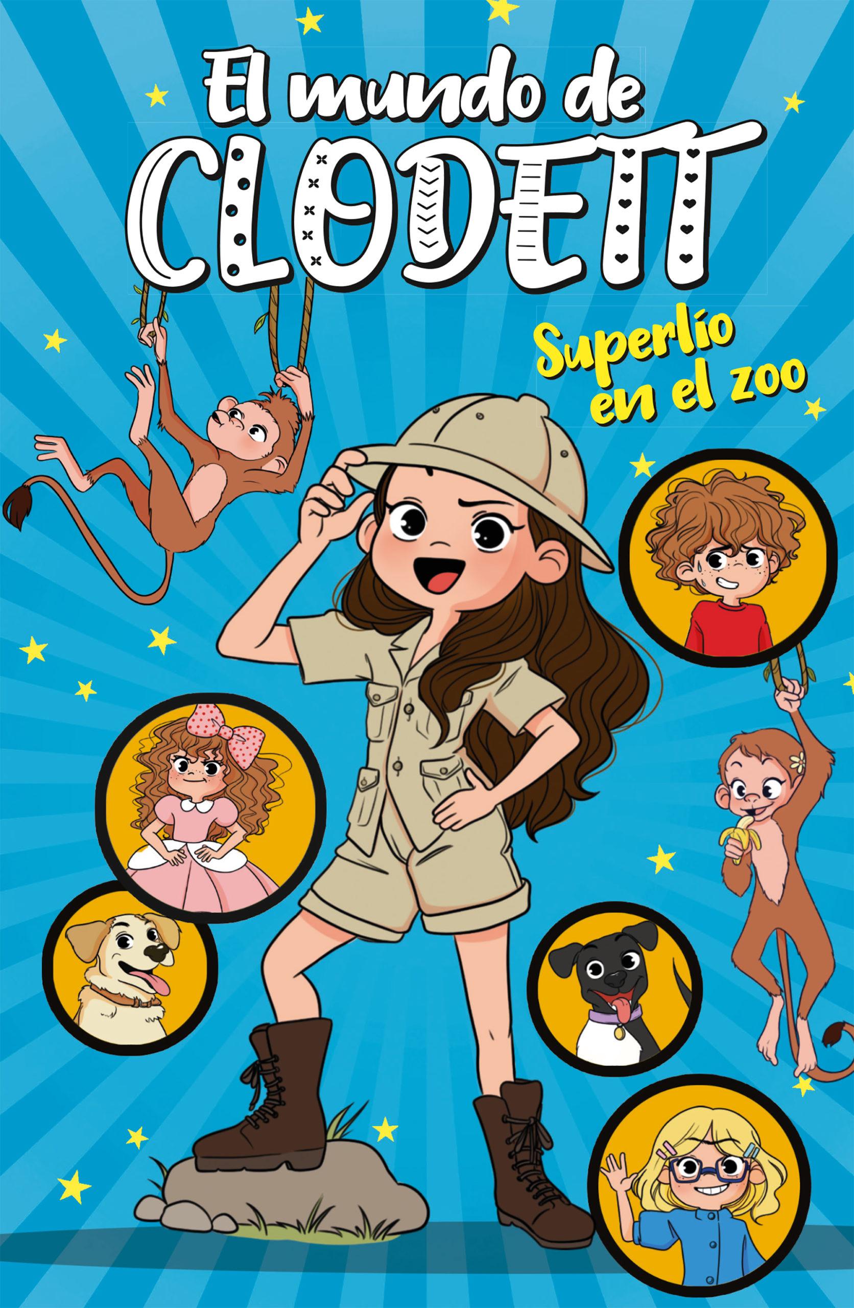 El Mundo de Clodett 3: Superlío en el Zoo