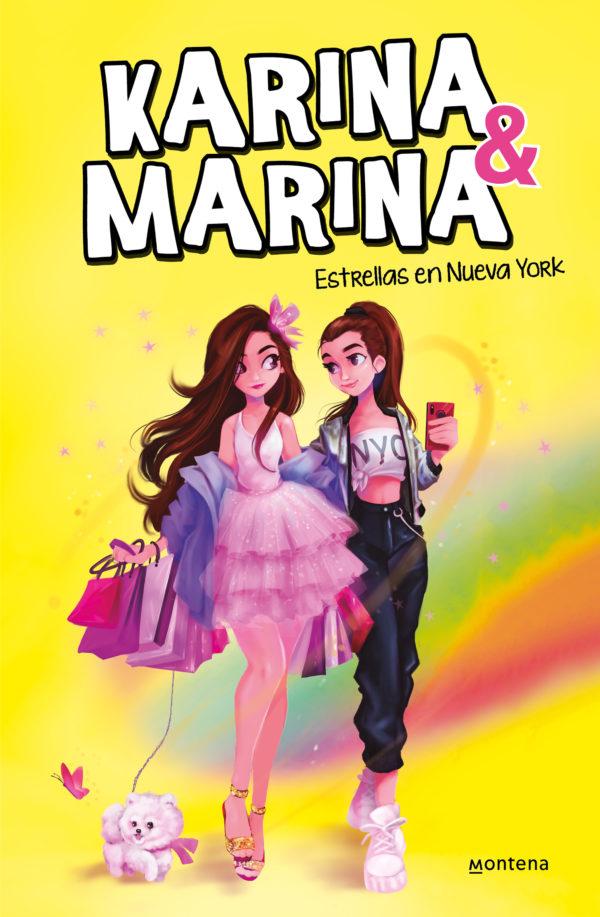KARINA & MARINA 3. ESTRELLAS EN NUEVA YO