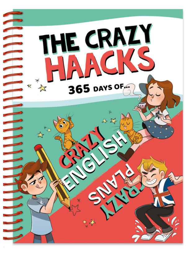 Agenda The Crazy Haacks y Actividades en Inglés - The Crazy Haacks