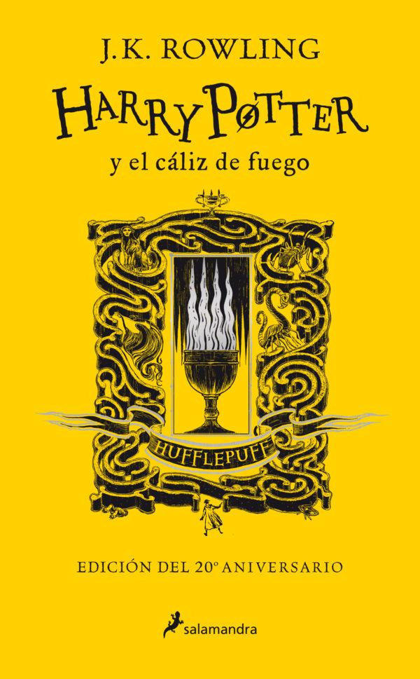 HP4-CALIZ DE FUEGO (TD)(20ANIV.HUF)(CS)