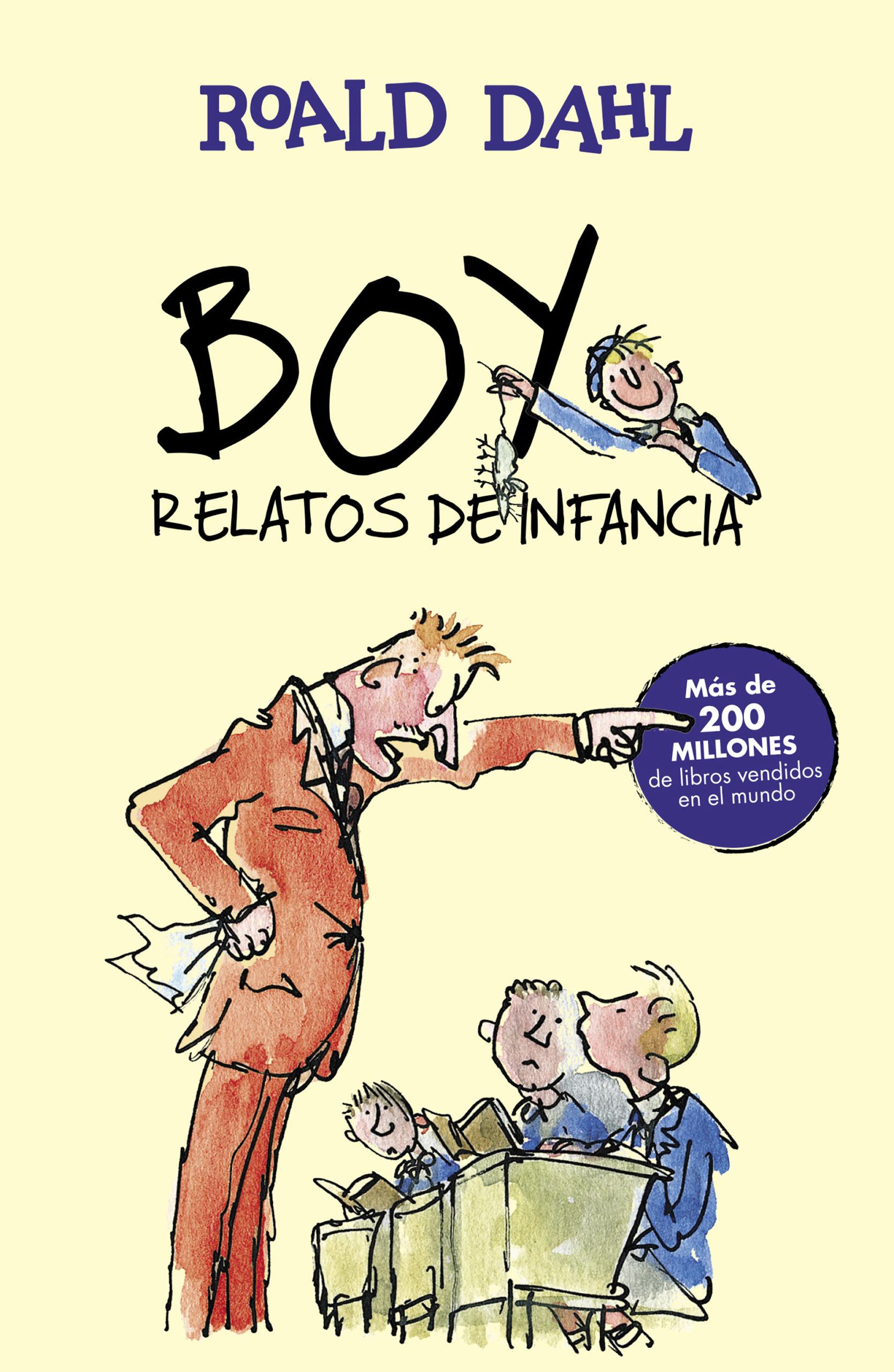 BOY, RELATOS DE INFANCIA