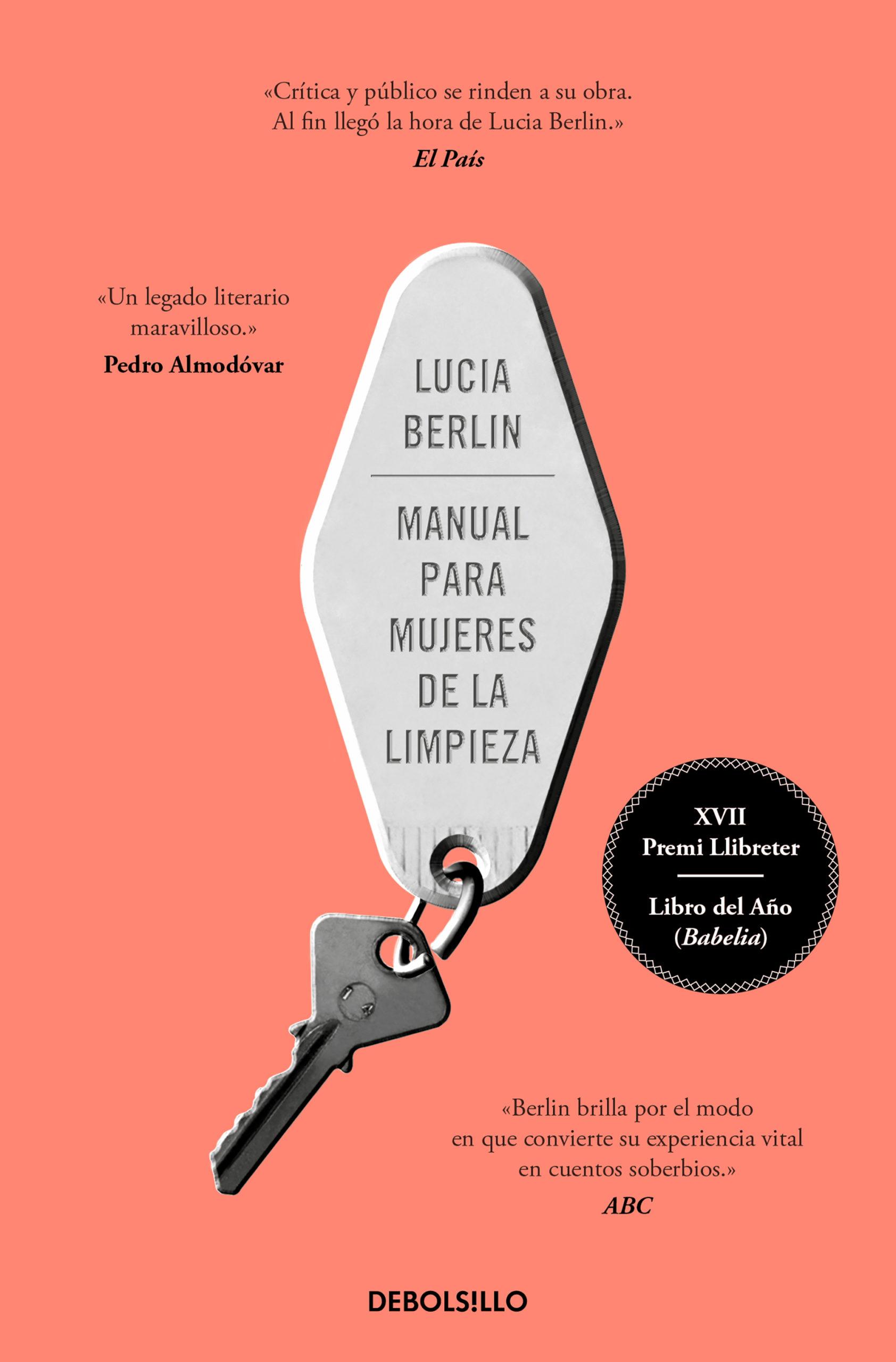 Manual para Mujeres de la Limpieza - Lucia Berlin