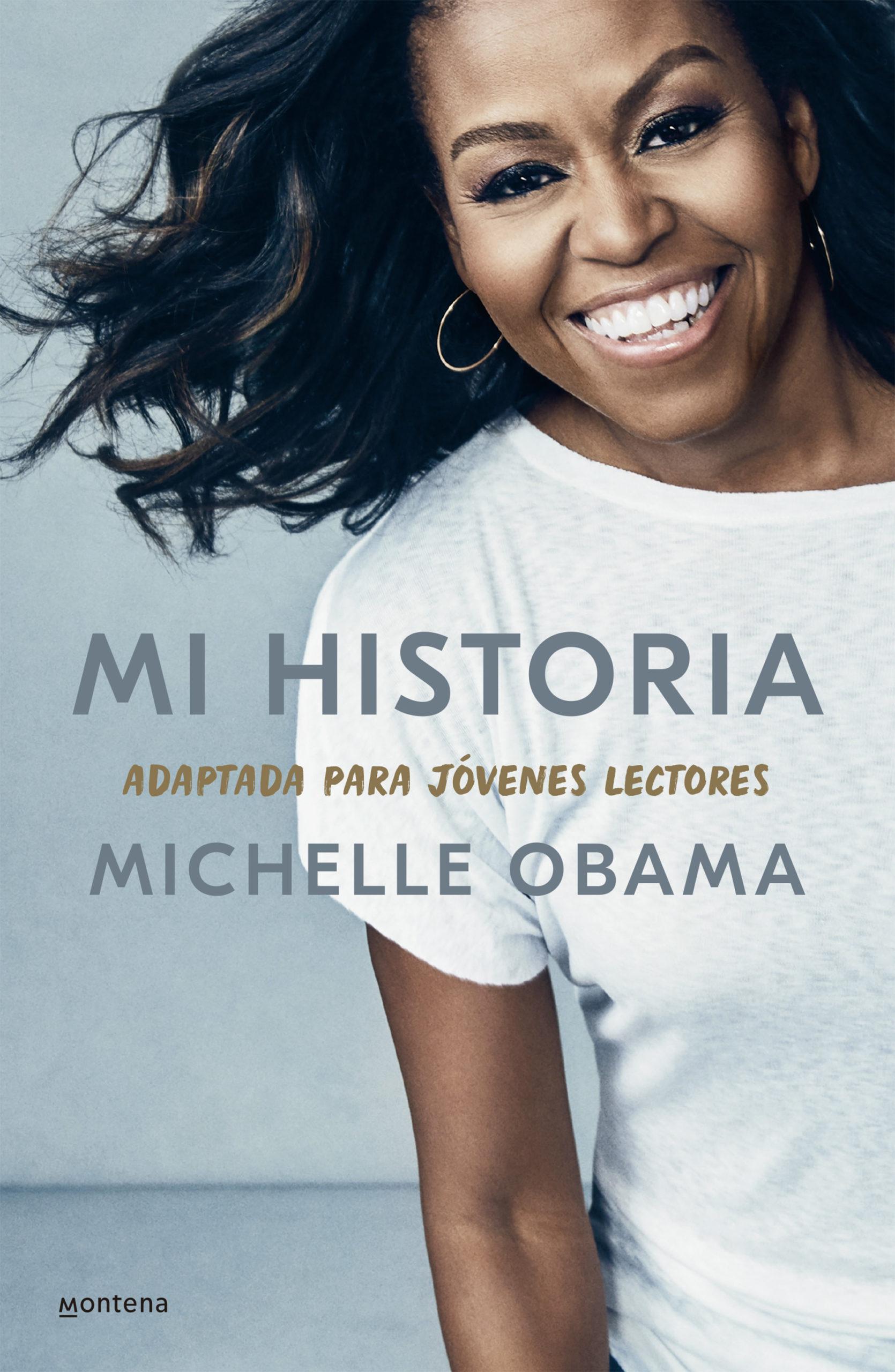 Mi Historia : Adaptada Para Jóvenes Lectores - Obama Michele