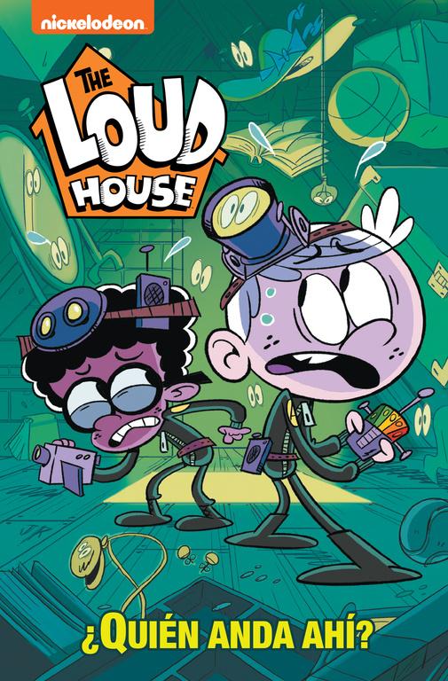 The Loud House 5: Quién Anda Ahí? - Nickelodeon
