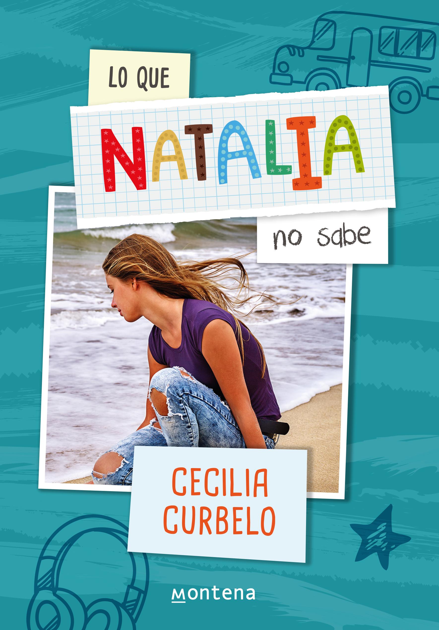 Lo que Natalia no Sabe - Cecilia Curbelo