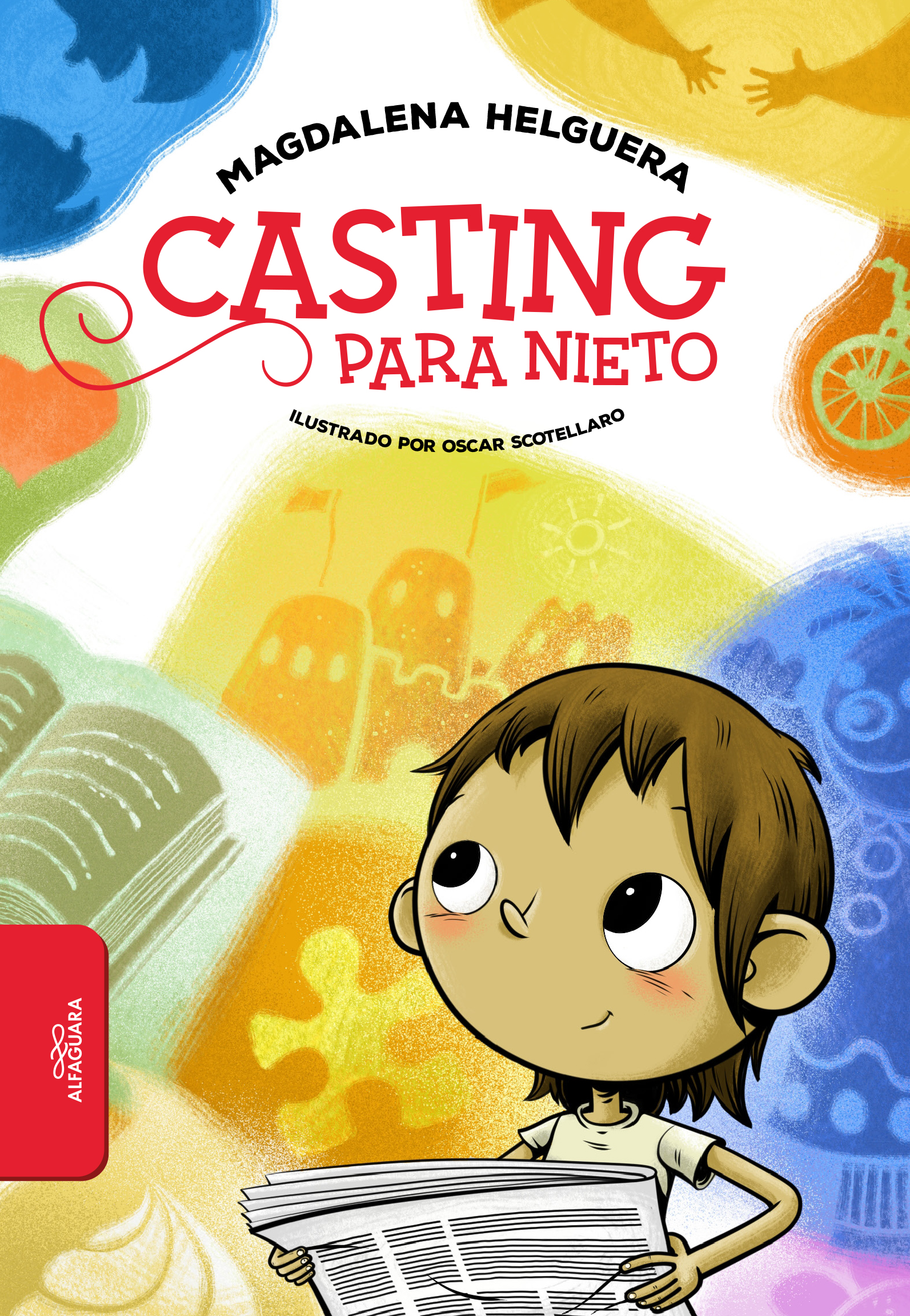 Casting para Nieto - Magdalena Helguera