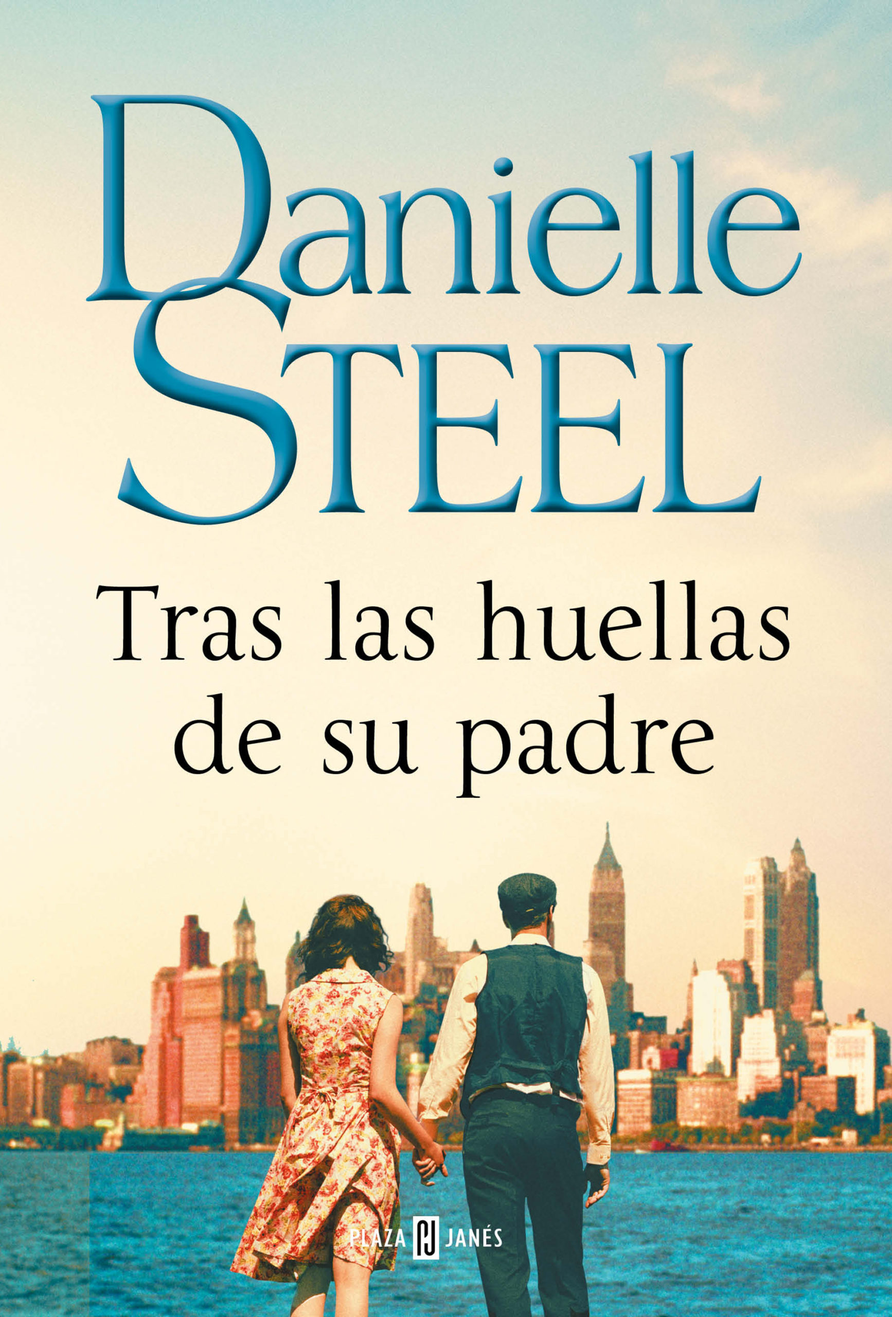 Tras las huellas de su padre - Danielle Stee