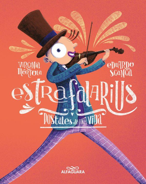 Estrafalarius - Virginia Mórtola