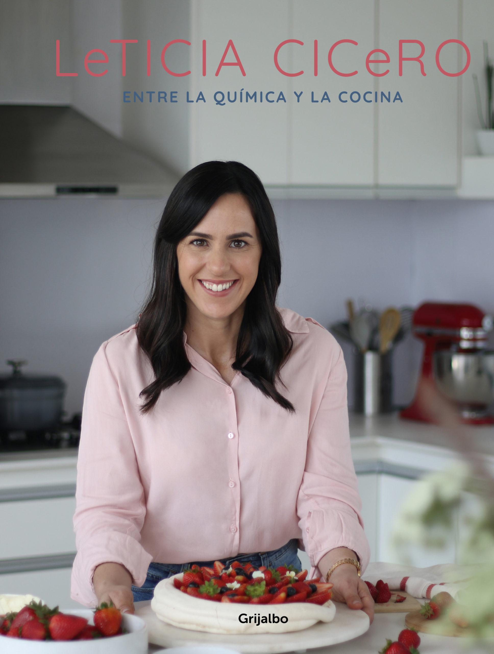 Leticia Cicero: Entre la Química y la Cocina- Leticia Cicero