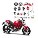 Ducati Monster 696 - Kit De Montaje 1/12 Die Cast