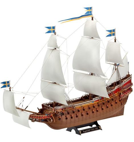 Royal Swedish Warship 1:50 - Gift Set Revell