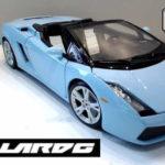 Lamborghini Gallardo Spyder Esc 1:18