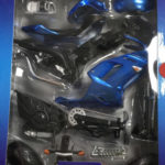Kawasaki Ninja Zx-6r - Kit De Armado Die Cast