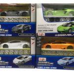 1:24 Lamborghini Aventador Lp 700-4 - Kit De Montaje