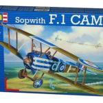 Sopwith F.1 Camel 1:72 - Model Set Revell