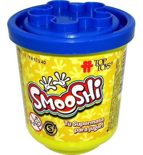 Masa De Moldear Smooshi Mix De Colores 120gr - Top Toys