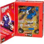 1:18 Triumph Tt 600 - Kit De Montaje