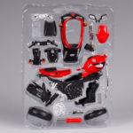 Honda Cbr 1000rr - Kit De Montaje En Metal Die Cast 1/12